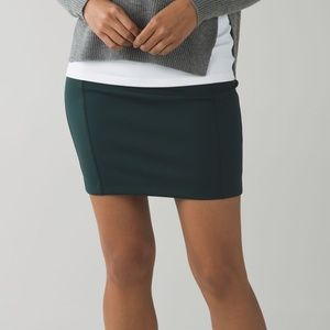 Lululemon City Safari skirt